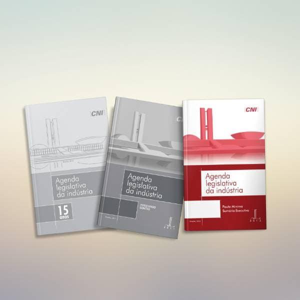 Modelos de Agendas Legislativa da CNI