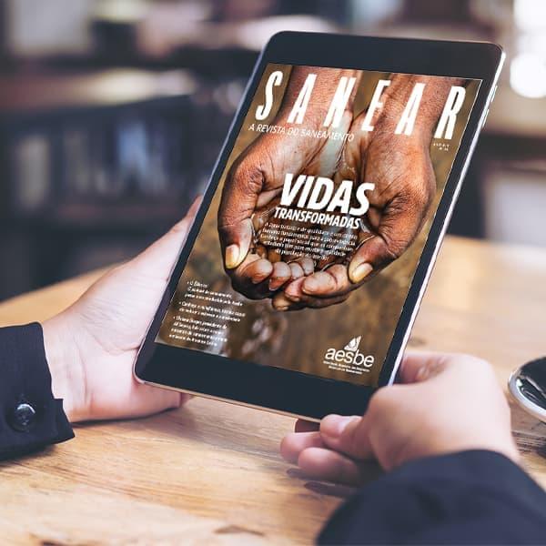 Revista SANEAR AESBE
